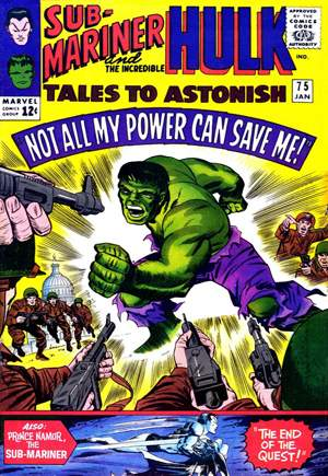 Tales to Astonish (1959-1968)#75