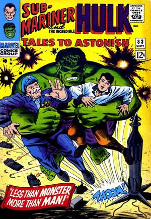 Tales to Astonish (1959-1968)#83