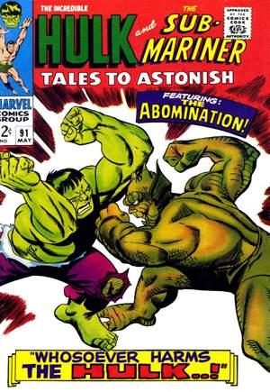 Tales to Astonish (1959-1968)#91