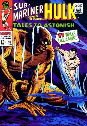 Tales to Astonish (1959-1968)#92