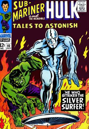 Tales to Astonish (1959-1968) #93