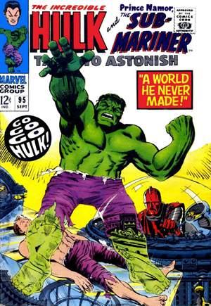 Tales to Astonish (1959-1968)#95