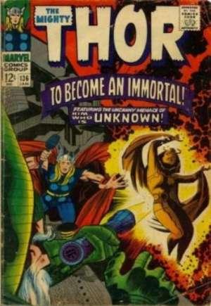 Thor (1966-1996)#136