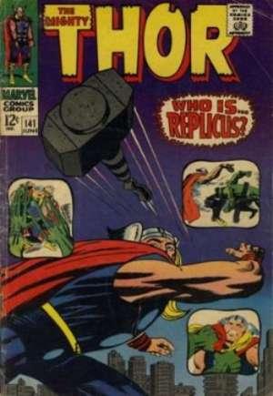 Thor (1966-1996)#141