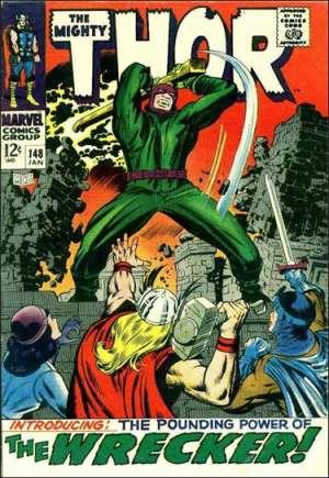 Thor (1966-1996)#148