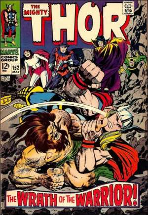 Thor (1966-1996)#152