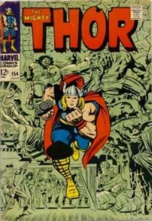 Thor (1966-1996)#154