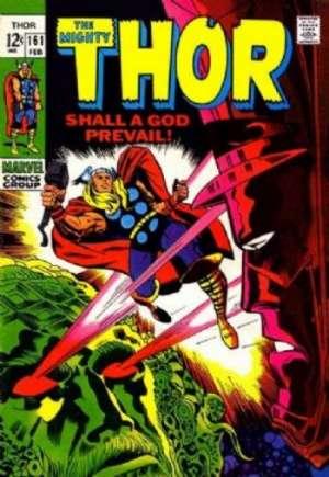 Thor (1966-1996)#161