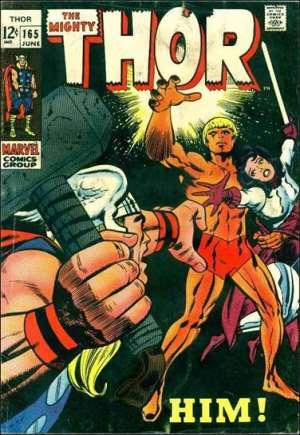 Thor (1966-1996)#165