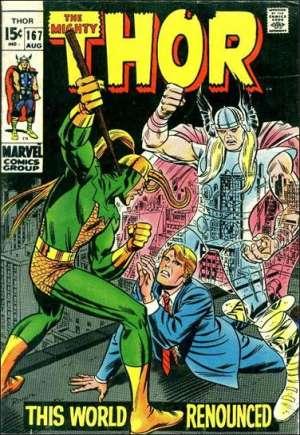 Thor (1966-1996)#167