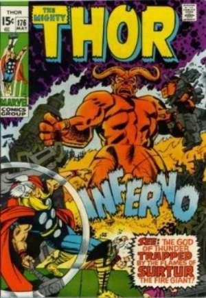 Thor (1966-1996)#176A