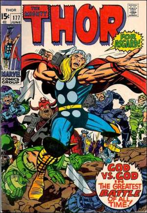 Thor (1966-1996)#177