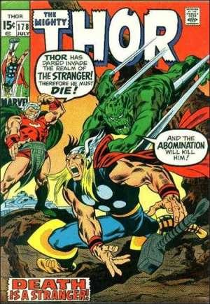 Thor (1966-1996)#178