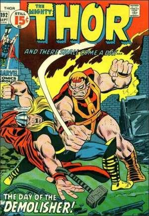 Thor (1966-1996)#192