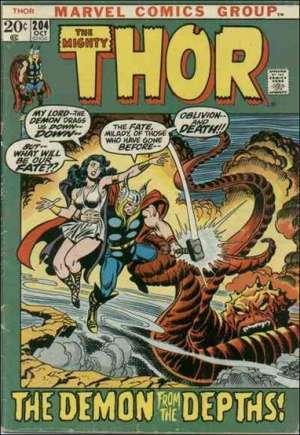 Thor (1966-1996)#204