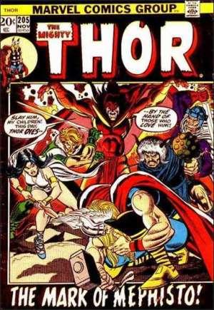 Thor (1966-1996)#205
