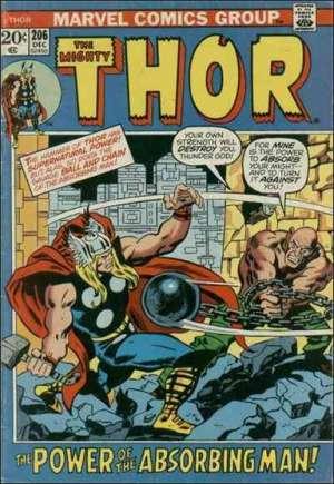 Thor (1966-1996)#206