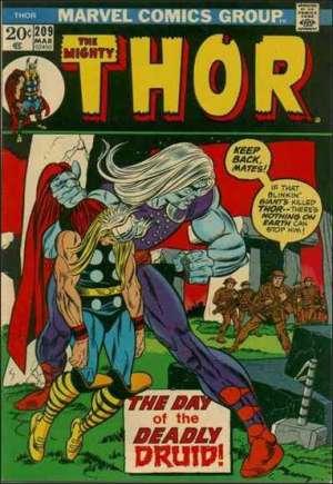 Thor (1966-1996)#209A