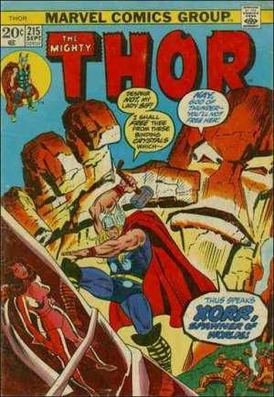 Thor (1966-1996)#215