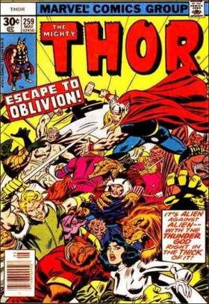 Thor (1966-1996)#259A