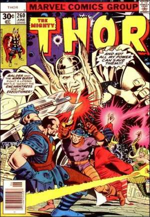 Thor (1966-1996)#260A