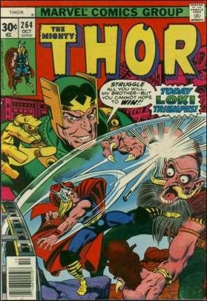Thor (1966-1996)#264A