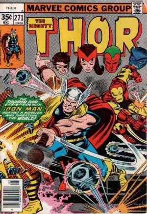 Thor (1966-1996)#271A