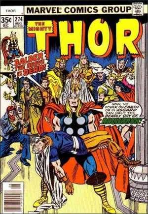 Thor (1966-1996)#274A