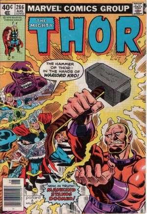 Thor (1966-1996)#286A