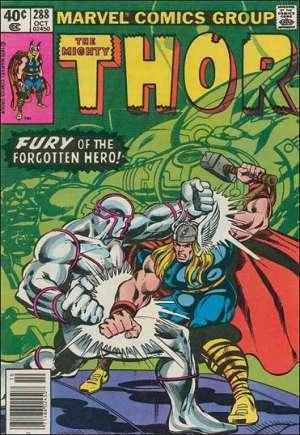 Thor (1966-1996)#288A