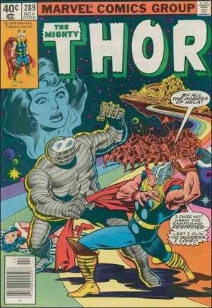 Thor (1966-1996)#289A
