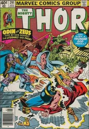 Thor (1966-1996)#291A