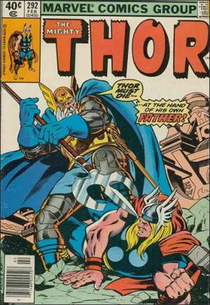 Thor (1966-1996)#292A