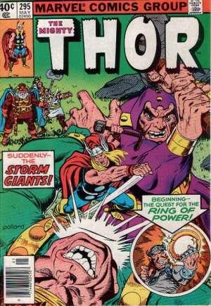 Thor (1966-1996)#295A