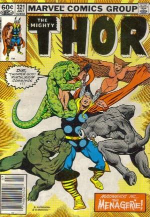 Thor (1966-1996)#321A