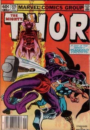 Thor (1966-1996)#325A
