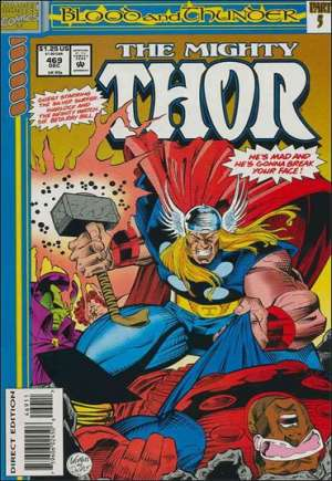 Thor (1966-1996)#469B