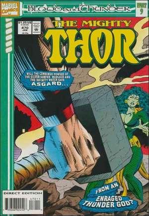Thor (1966-1996)#470B