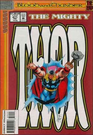 Thor (1966-1996)#471B