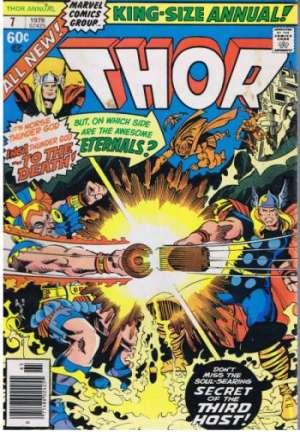 Thor (1966-1996)#Annual 7