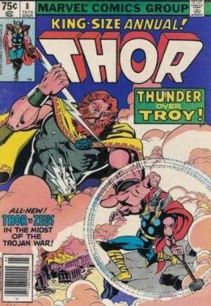 Thor (1966-1996)#Annual 8A