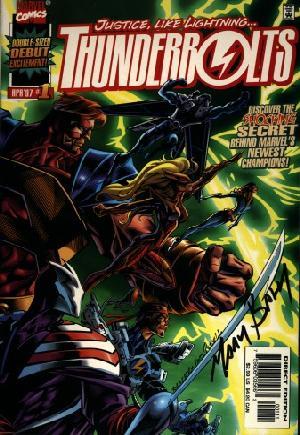 Thunderbolts (1997-2003, 2006-2012)#1A