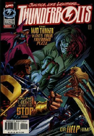 Thunderbolts (1997-2003, 2006-2012)#2A