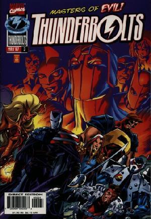 Thunderbolts (1997-2003, 2006-2012)#2B