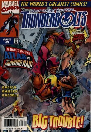 Thunderbolts (1997-2003, 2006-2012)#5