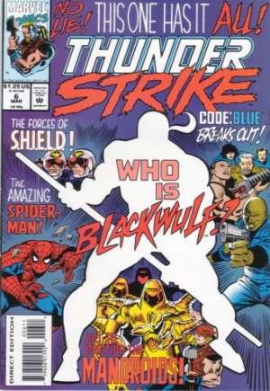 Thunderstrike (1993-1995)#6B