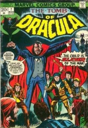 Tomb of Dracula (1972-1979)#7