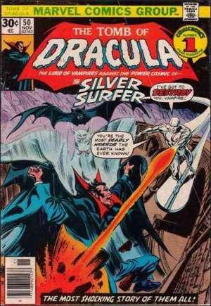 Tomb of Dracula (1972-1979)#50