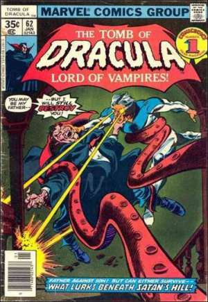 Tomb of Dracula (1972-1979)#62