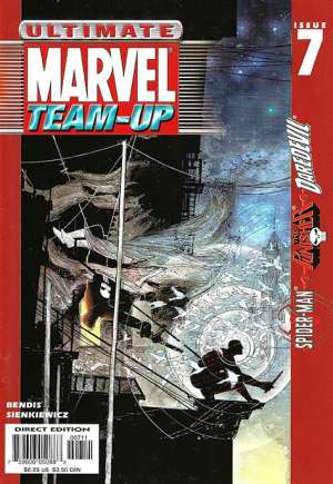 Ultimate Marvel Team-Up (2001-2002)#7